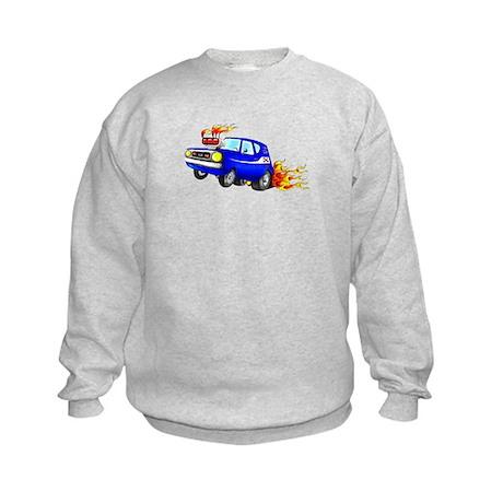 Race Car Kids Sweatshirt