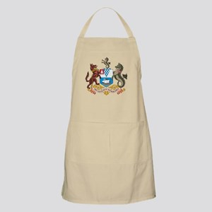 Belfast Coat Of Arms BBQ Apron