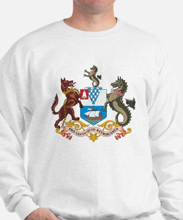 Belfast Coat Of Arms Sweatshirt