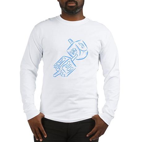 Dreidels Long Sleeve T-Shirt