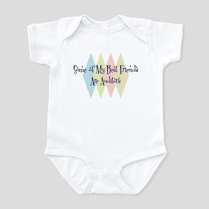 Auditors Friends Infant Bodysuit