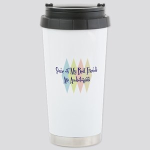 Audiologists Friends Stainless Steel Travel Mug