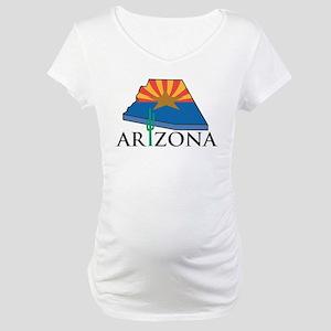 Arizona Pride! Maternity T-Shirt
