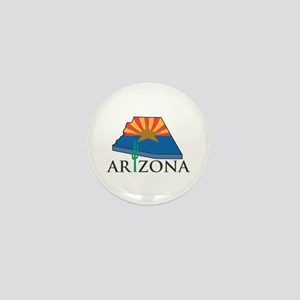 Arizona Pride! Mini Button