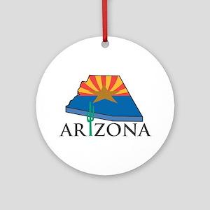 Arizona Pride! Ornament (Round)