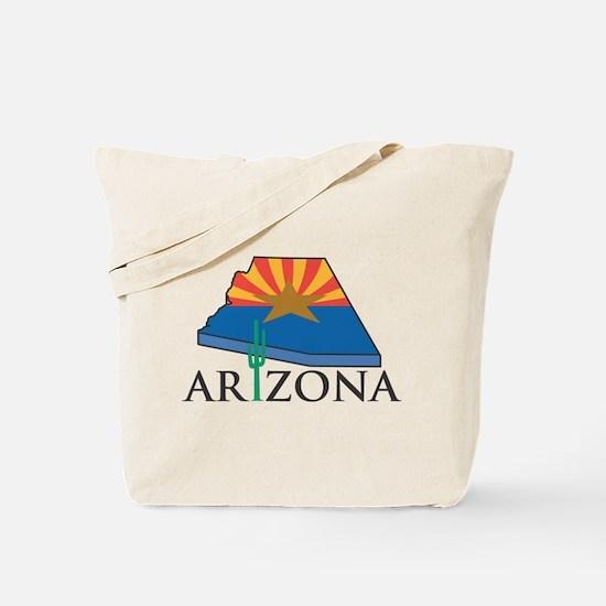 Arizona Pride! Tote Bag