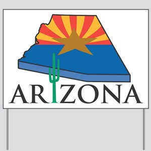 Arizona Pride! Yard Sign