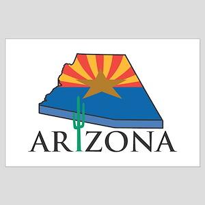 Arizona Pride! Large Poster
