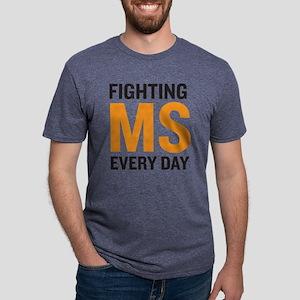 Fighting1-White T-Shirt