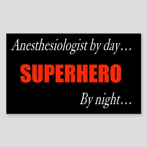 Anesthesiologist Gift Rectangle Sticker