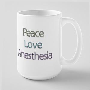 Anesthesiologist Gift Large Mug