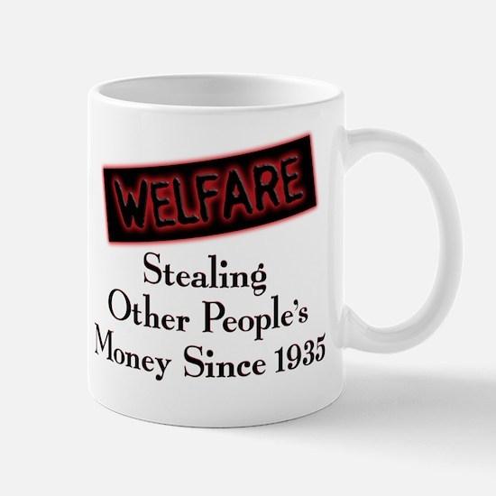Cute Welfare Mug