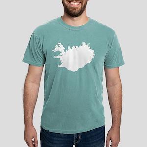White Iceland T-Shirt