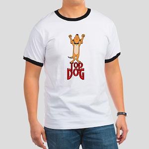 Top Dog Ringer T