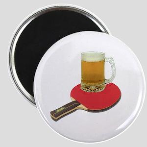 Beer Pong Magnet
