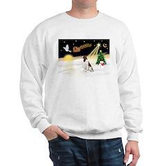 Night Flight/Eng Springer Sweatshirt