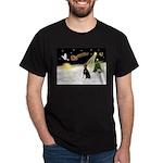 Night Flight/Dobie #1 Dark T-Shirt