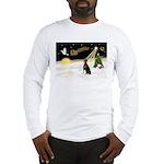 Night Flight/Dobie #1 Long Sleeve T-Shirt