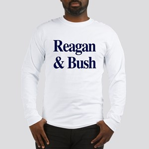Reagan Bush 1980 Long Sleeve T-Shirt