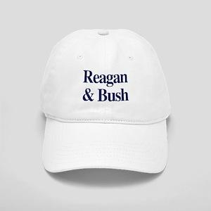 Reagan Bush 1980 Cap
