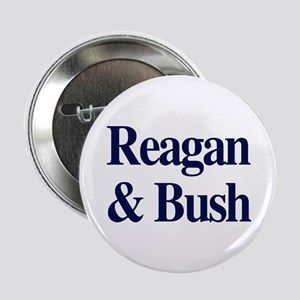 "Reagan Bush 1980 2.25"" Button"