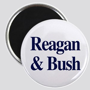 Reagan Bush 1980 Magnet