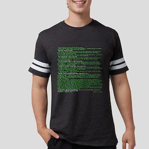 Hacker's Manifesto Women's Dark T-Shirt