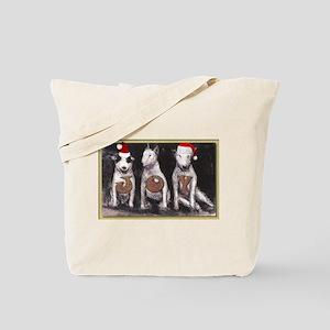 3 Bull Tenors Tote Bag
