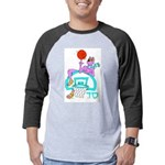 Sabra Dog Inspiration (classic) Mens Baseball Tee