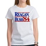Reagan Bush 1984 Women's T-Shirt