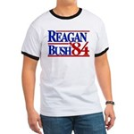 Reagan Bush 1984 Ringer T