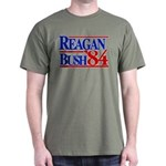Reagan Bush 1984 Dark T-Shirt