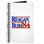 Reagan Bush 1984 Journal