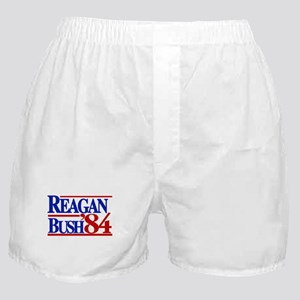 Reagan Bush 1984 Boxer Shorts