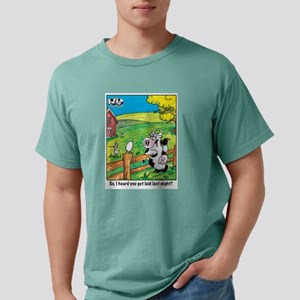 So...I heard you got laid las Ash Grey T-Shirt