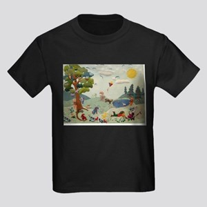 Gnome Playground Kids Dark T-Shirt