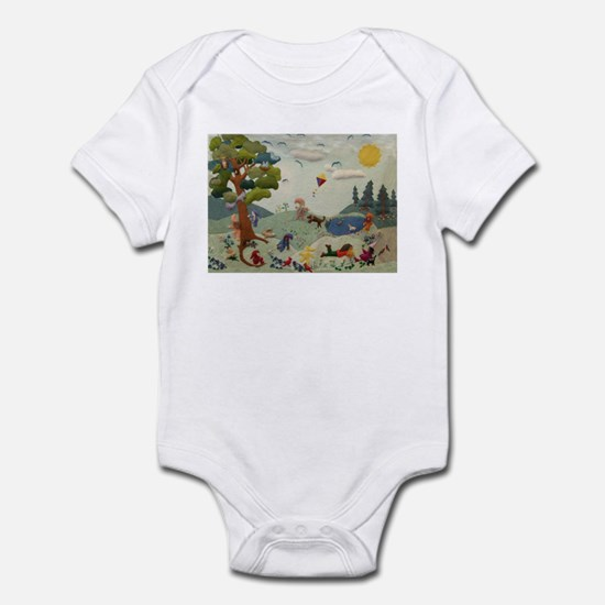 Gnome Playground Infant Bodysuit