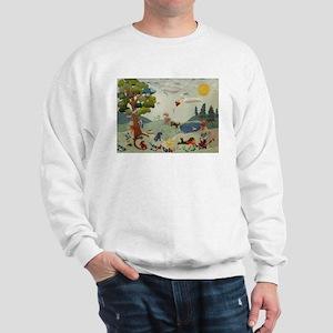 Gnome Playground Sweatshirt