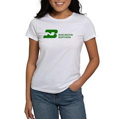 Burlington Northern Women's T-Shirt