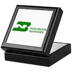 Burlington Northern Keepsake Box