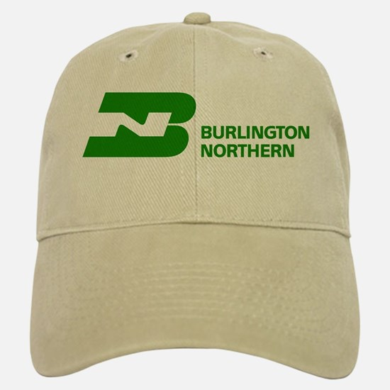 Burlington Northern Baseball Baseball Cap