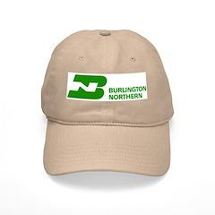 Burlington Northern Baseball Cap