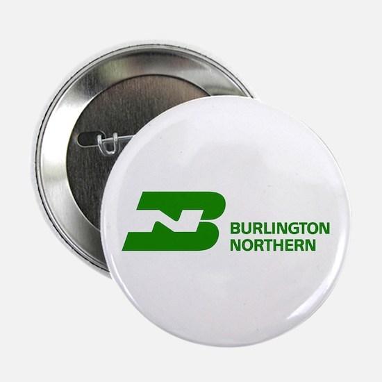 Burlington Northern Button