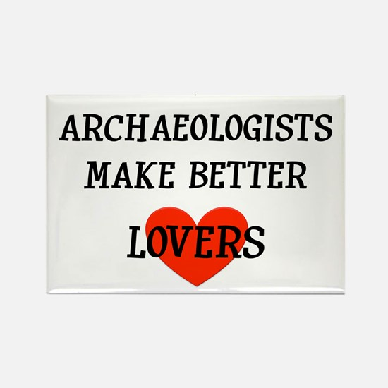 Archaeologist gift Rectangle Magnet