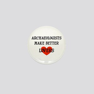 Archaeologist gift Mini Button