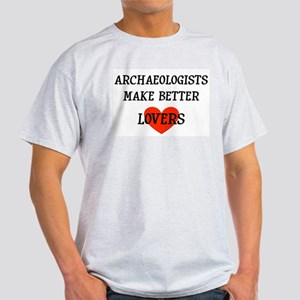 Archaeologist gift Light T-Shirt
