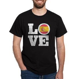 love spain T-Shirt
