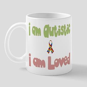 Autistic and Loved Ribbon Mug