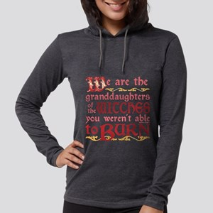 Granddaughters of Witches Long Sleeve T-Shirt
