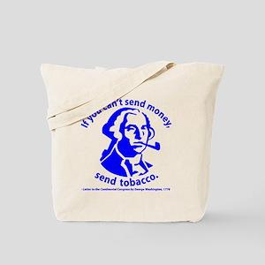 Washington's Pipe Tote Bag